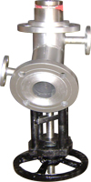 flush bottom valve gujarat