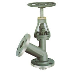 y type flush bottom valve exporters at low price in iran, iraq, dubai