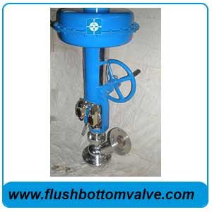 Pneumatic Flush Bottom Valves Manufacturer, Supplier and Exporter in Jammu and Kashmir, Jharkhand, Karnataka, Kerala, Madhya Pradesh, Maharashtra