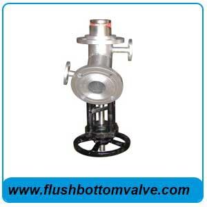 Flush Bottom Valve Supplier in Gujarat