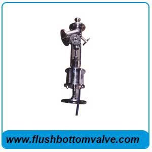 Flush Bottom Valve Supplier and Exporter in Bangladesh, South Korea, Chile, Japan, Turkey, South Africa, Egypt, Kuwait, UK, Oman