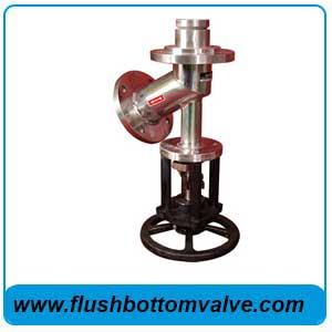 Flush Bottom Valve Manufacturer, Supplier and Exporter in Ahmedabad, Gujarat, India